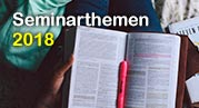 SEMINARTHEMEN 2018